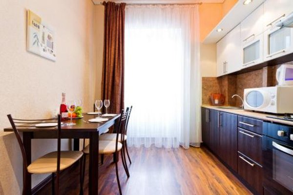 Molnar Apartments Bogdanovicha 23 - фото 14