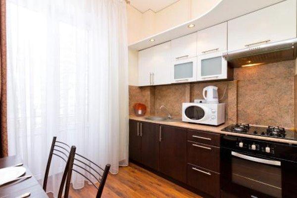 Molnar Apartments Bogdanovicha 23 - фото 15
