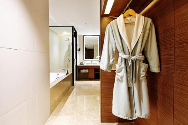 Hampton by Hilton Guangzhou Zhujiang New Town - фото 10