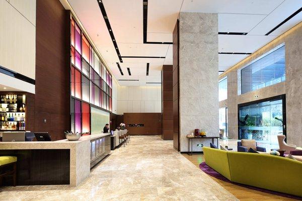 Hampton by Hilton Guangzhou Zhujiang New Town - фото 17