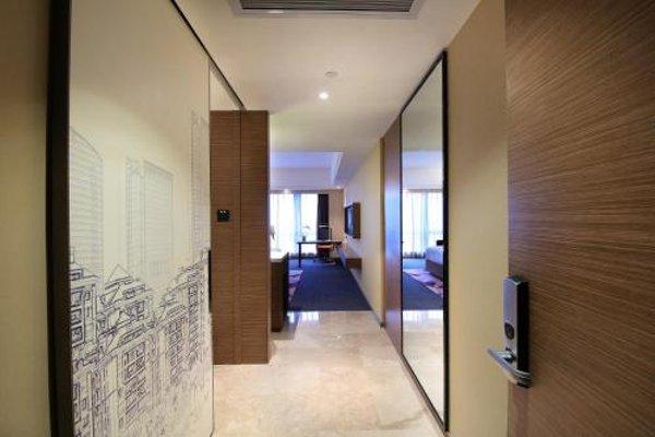 Hampton by Hilton Guangzhou Zhujiang New Town - фото 18