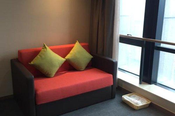 Hampton by Hilton Guangzhou Zhujiang New Town - фото 3