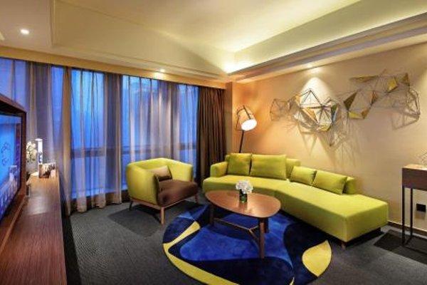 Hampton by Hilton Guangzhou Zhujiang New Town - фото 4
