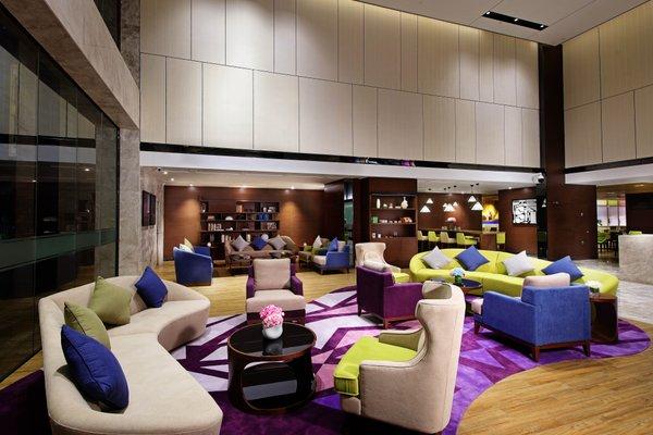 Hampton by Hilton Guangzhou Zhujiang New Town - фото 6