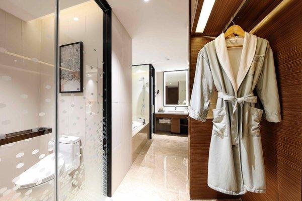 Hampton by Hilton Guangzhou Zhujiang New Town - фото 7