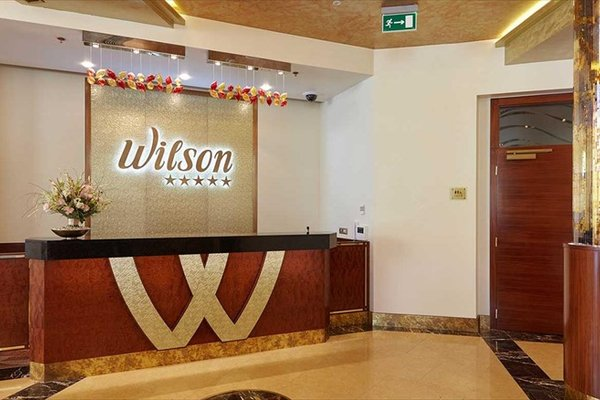 Occidental Praha Wilson - 12