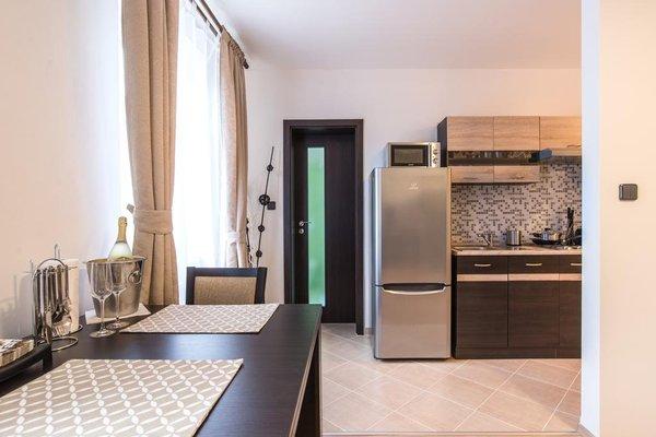 Cajkovskij Apartments - фото 11