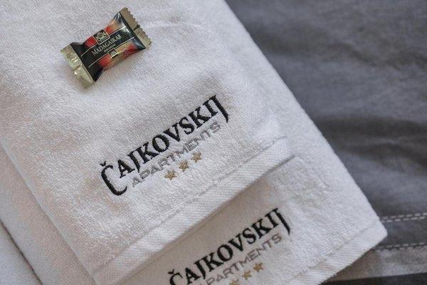 Cajkovskij Apartments - фото 17