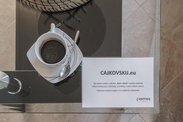 Cajkovskij Apartments - фото 9