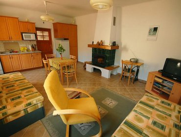 Гестхаус Holiday Home Parkany