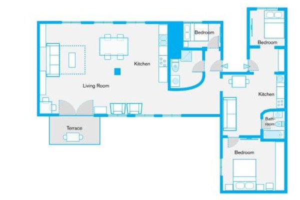 GreatStay Apartment - Torstrasse - фото 18
