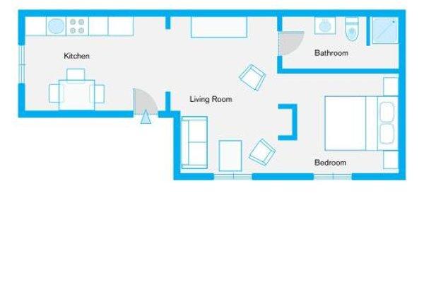 GreatStay Apartment - Torstrasse - фото 21
