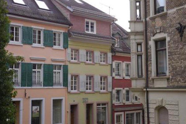Alte Buchbinderei Appartements - фото 20