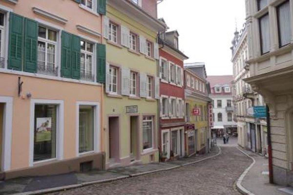 Alte Buchbinderei Appartements - фото 21