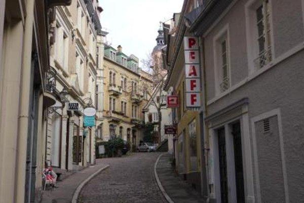 Alte Buchbinderei Appartements - фото 23
