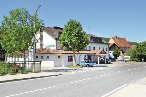Gartenhotel Feldeck - фото 9