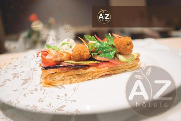 AZ Hotel Zeralda - фото 12