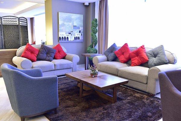 AZ Hotel Zeralda - фото 8