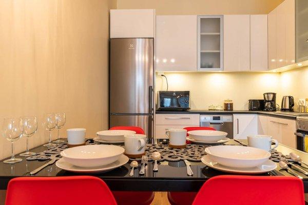 Hilltop Apartments - City Centre - фото 10