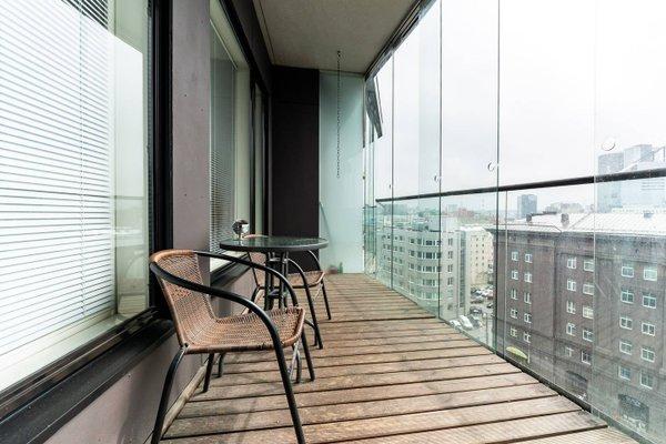 Hilltop Apartments - City Centre - фото 12