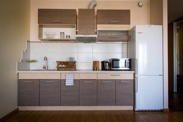 Hilltop Apartments - City Centre - фото 14