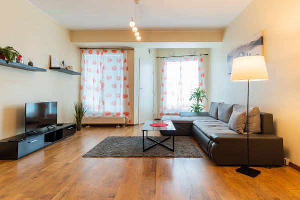 Hilltop Apartments - City Centre - фото 9