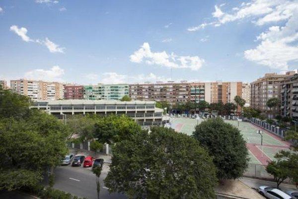 Апартаменты с балконом «Serreria II» - фото 20