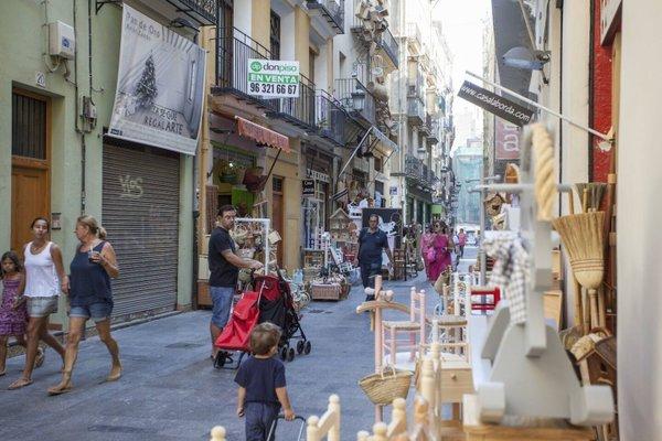Poeta Llombart Apartments - фото 7