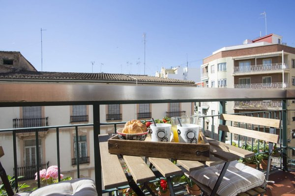 Sevilla Apartments - фото 50