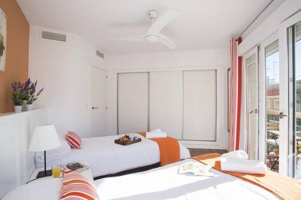 Sevilla Apartments - фото 19