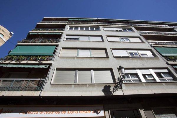Sevilla Apartments - фото 23