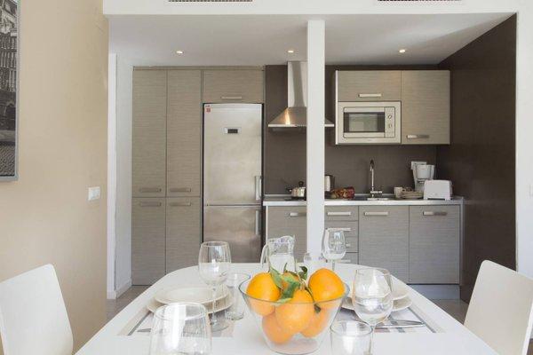Sevilla Apartments - фото 9