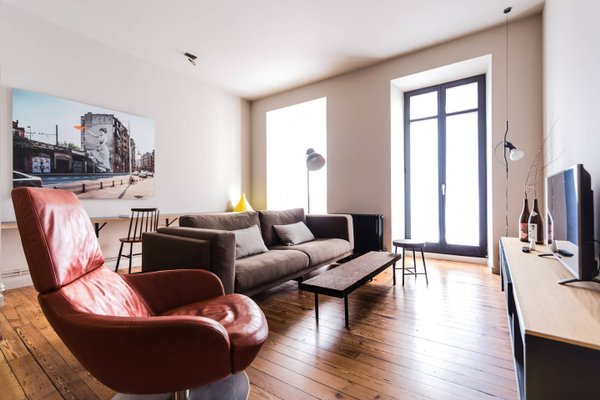 Bellas Artes Apartment by FeelFree Rentals - фото 27