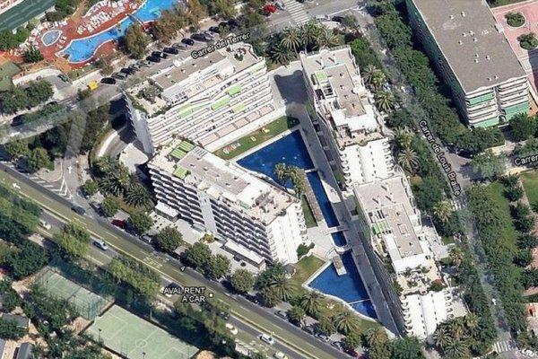 Apartamentos Riviera Arysal (ех. Complejo Riviera) - фото 59