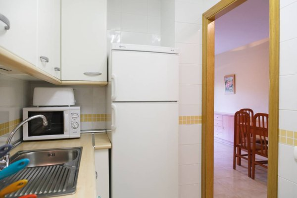 UHC Golden Pineda Apartments - фото 10