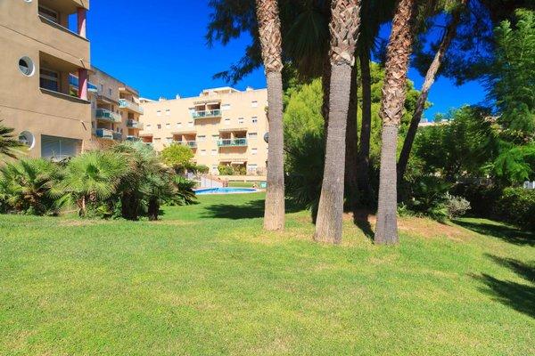 UHC Golden Pineda Apartments - фото 19