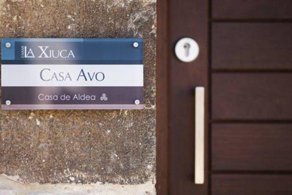 Casas La Xiuca - фото 19
