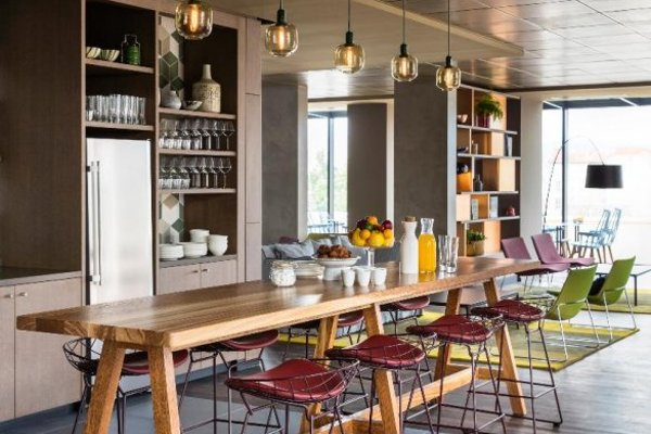 Okko Hotels Paris Rueil Malmaison - фото 13