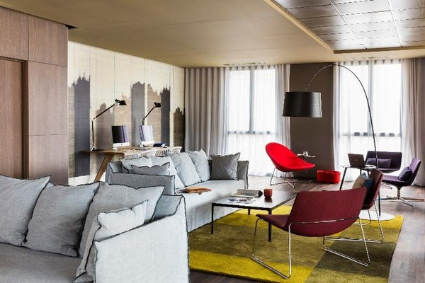 Okko Hotels Paris Rueil Malmaison - фото 3