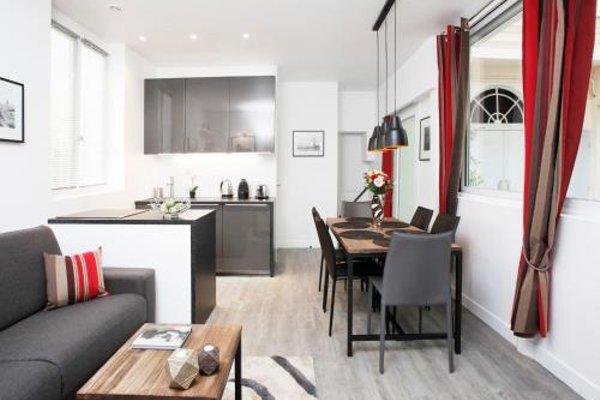 Charming apartment Paris center - 15