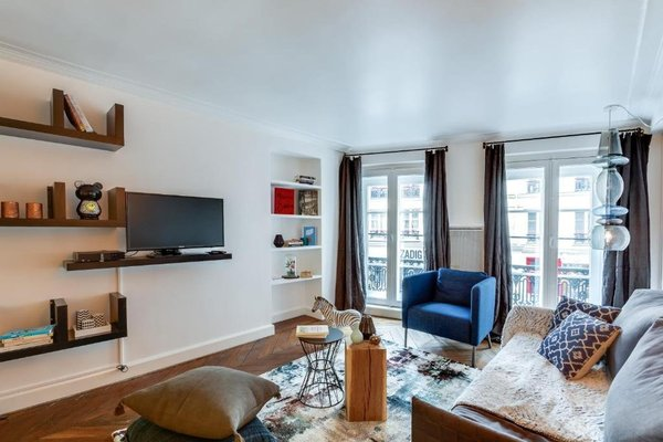 Sweet Inn Apartments-Etienne Marcel - 3