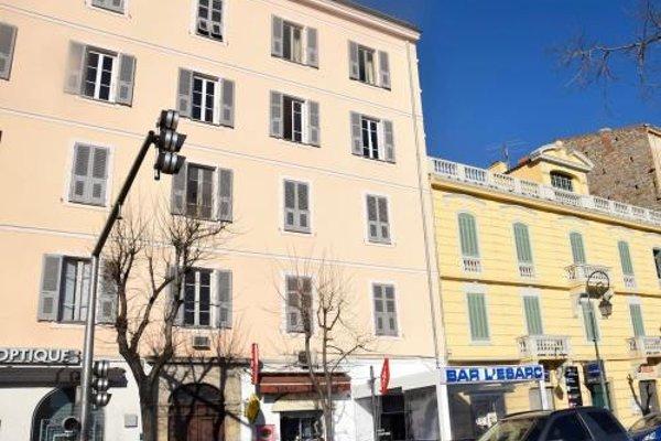 Appartement Cours Napoleon - фото 13