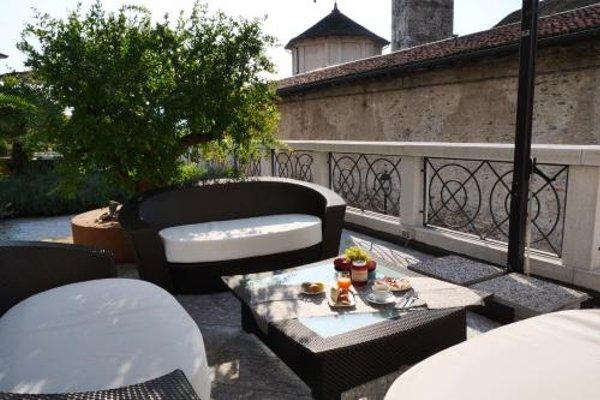Al Campanile-Aparthotel & Suite - фото 20