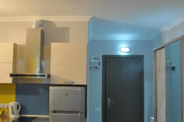 Sunny Apartment in Orbi Plaza - фото 18