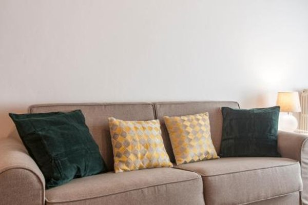 Mila - Smart Lux Magenta Apartment - фото 10