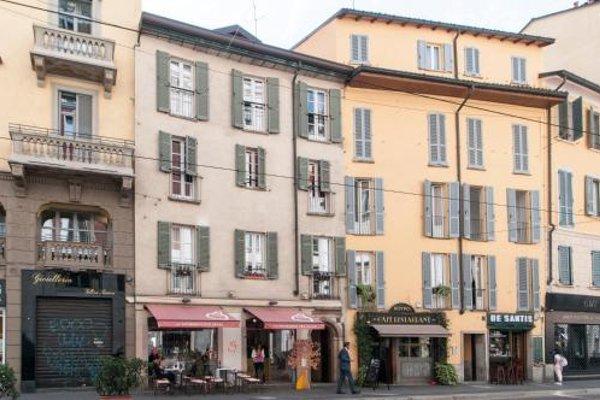 Mila - Smart Lux Magenta Apartment - фото 22