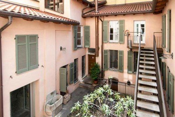 Mila - Smart Lux Magenta Apartment - фото 23
