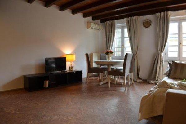 Mila - Smart Lux Magenta Apartment - фото 8