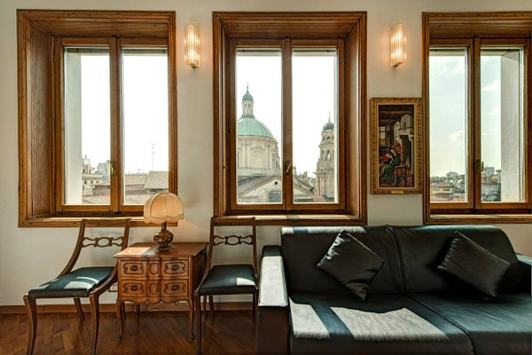 Duomo Apartment - Galleria Unione - фото 15