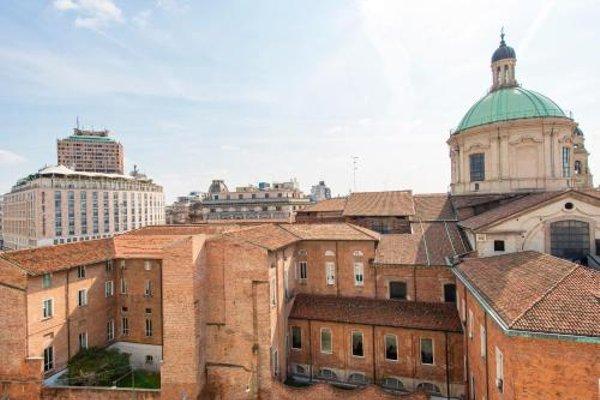 Duomo Apartment - Galleria Unione - фото 19